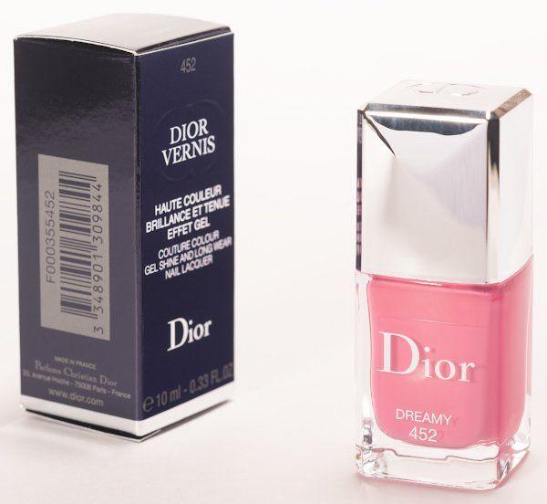 #Лак для ногтей #Dior #Vernis 452 #Dreamy - #PerfettoME