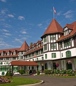This week's Salmon and Lobster Academy will culminate with a gala dinner at St. Andrews' historic inn, the Algonquin Resort
