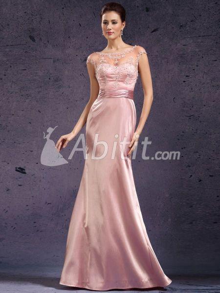 Abitit.it ora sta offrendo grandi vendite sui suoi abiti da sera convenzionali. Questa rosa tulle abiti da sera con perline perla è disponibile a meno di 100 €. Sappiamo che pagare troppo per un abito e indossare per una volta è davvero stravagante, così l'offerta speciale è lanciato per il vostro favore. È possibile scegliere tra una vasta varietà di colori, materiali e disegni. http://www.abitit.com/10687-moda-appliques-rosa-perla-satin-elasticizzato-vestito-matrimonio-tpmd10073.html