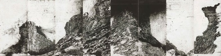 Raymond Arnold, Imaginary Landscape - Eighteen Months in Tasmania, 1984