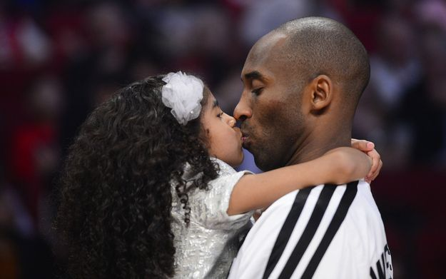 Kobe Bryant | Lots Of Athletes Have Cute Kids: A Father's Day Special Report