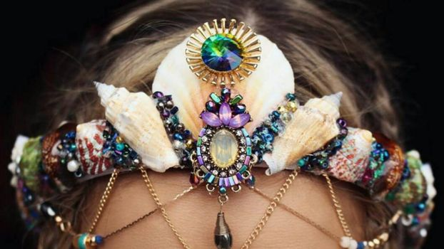 Mermaid crowns forever.