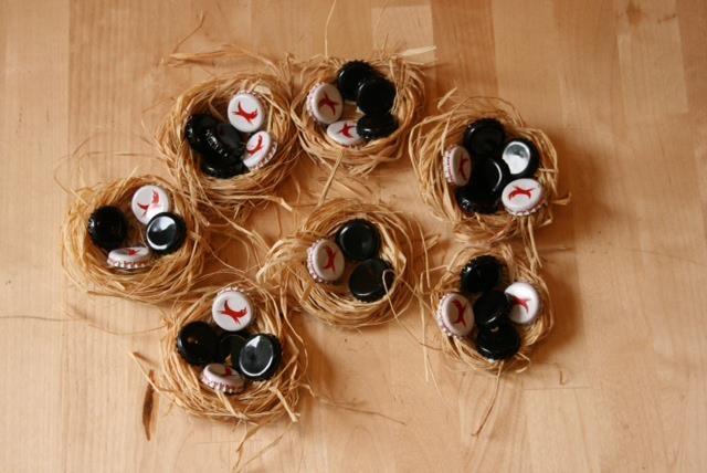 nidos de producción de cerveza