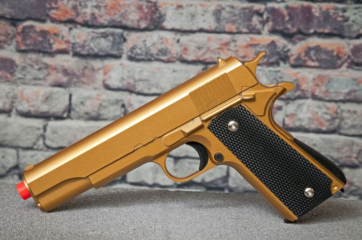 ! RATE IT 1 - 10 ! #1911 #replica full #metal two tone #gold & #black #airsoft #spring #pistol #n9 #colt. #airsoftgun #airsoftworld #bbwarz #caliber #gunsofinstagram #weaponsfanatics #igmilitia #musthaveit available for #sale at :- http://ift.tt/2n1OaYP