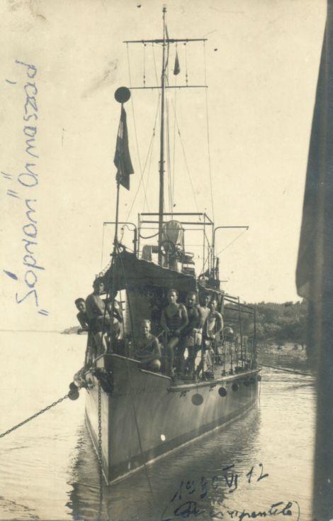Magyar Királyi Honvéd Folyamőrség, Budapest, HU, 1921-1945