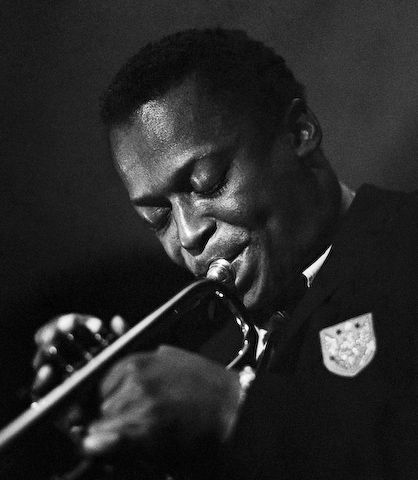 Image result for jazz great miles davis 1991