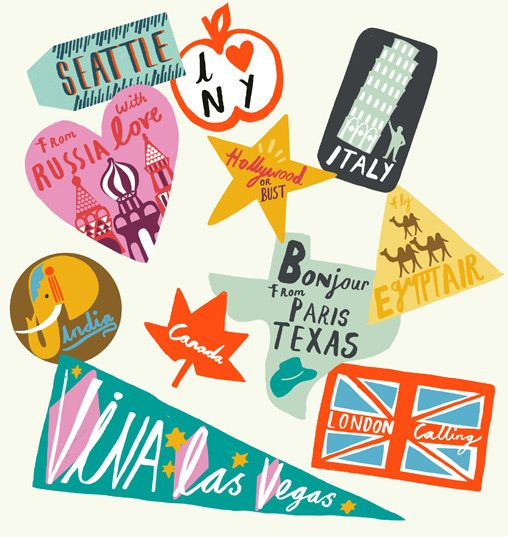 i'm in the mood to travel.  (uppercase magazine. debbie powell.)