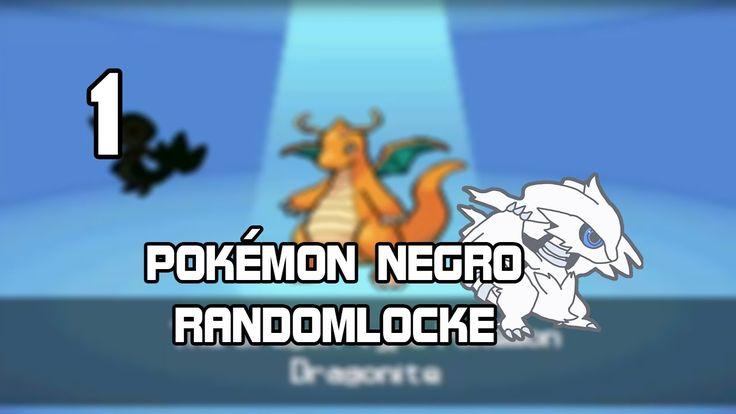 Esto es un buen comienzo!!! - Pokémon Negro Randomlocke #Ep 1