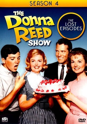 The Donna Reed Show (Lost Episodes): Season 4 [5 Discs] [DVD]