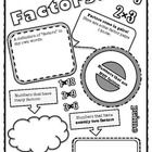 65 best Math: Factors & Multiples images on Pinterest