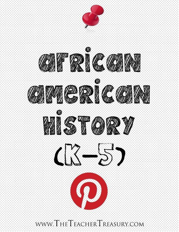 161 best African American History (K-5) images on Pinterest | Black ...