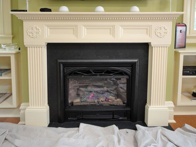 226 Best Images About Gas Fireplace On Pinterest