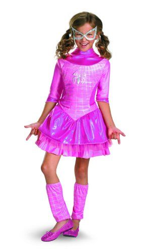 Marvel Spider-Girl Deluxe Costume, Pink, Medium Disguise,http://www.amazon.com/dp/B007S01HK2/ref=cm_sw_r_pi_dp_JI-atb1AHNZTJH62