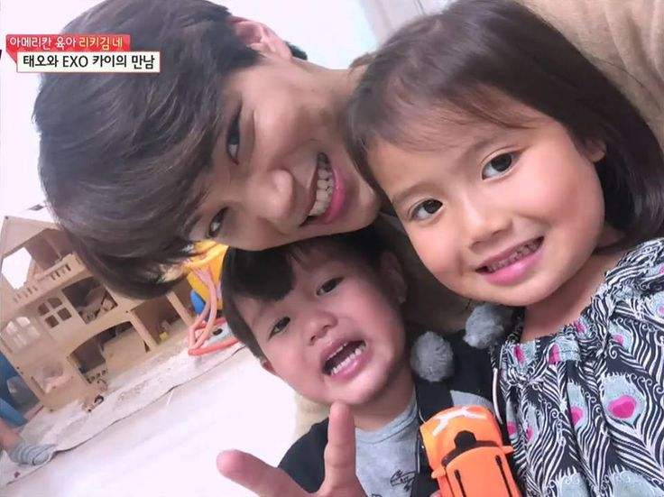 EXO's Kai Shows Signs That He Can Be A Good Father; Helps Ricky Kim's Son! - http://www.movienewsguide.com/exos-kai-shows-signs-can-good-father-helps-ricky-kims-son/114196