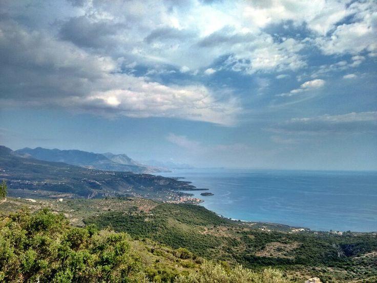 Messinia. Greece.