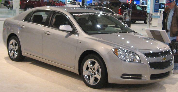 2009 Chevy Malibu