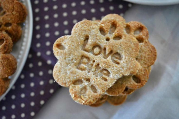 Troll a konyhámban: Gesztenyés kókuszos keksz - paleo