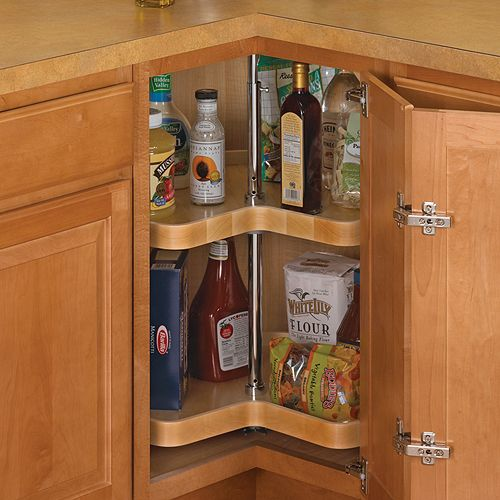 24 inch cabinet lazy susan wood in cabinet lazy susans