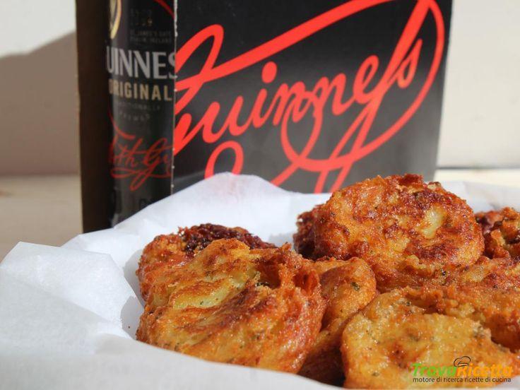 PATATE PUFF IRLANDESI  #ricette #food #recipes