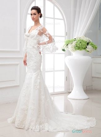 Batwing Wedding Dress For Sale