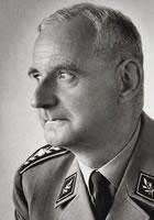 Ernst Brandenberger (1906-1966). Professor für Werkstoffkunde und Materialprüfung an der ETH Zürich. Porträt aus dem Bildarchiv der ETH-Bibliothek
