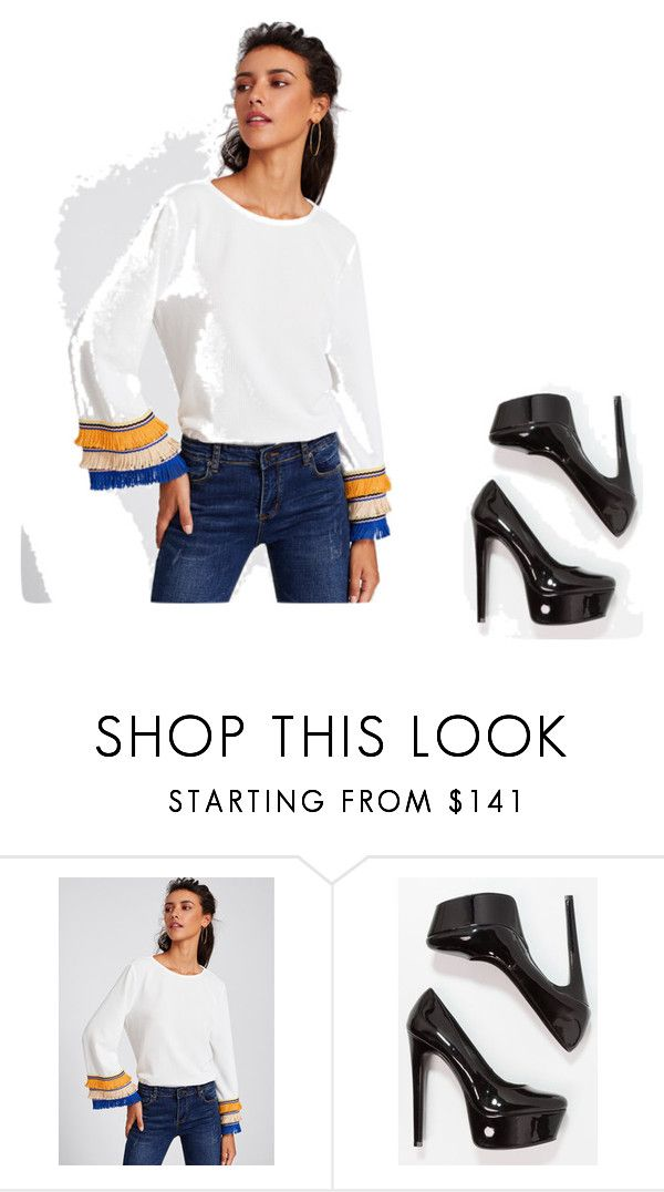 """""""Untitled #15"""" by alexa78-1 on Polyvore featuring Steve Madden"""