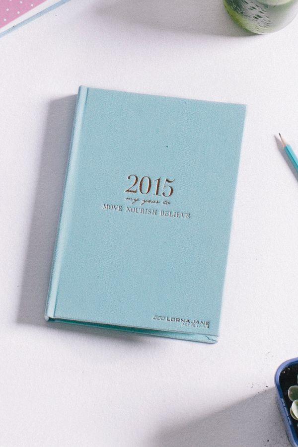 MNB Diary 2015, Lorna Jane makes the absolute best planners, so beautiful!