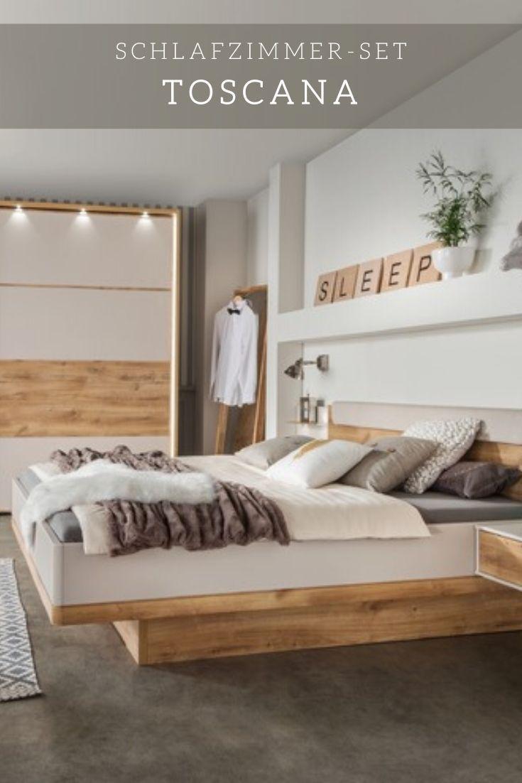 Schlafzimmer Set Toscana 4tlg Wiemann Online Kaufen Bei