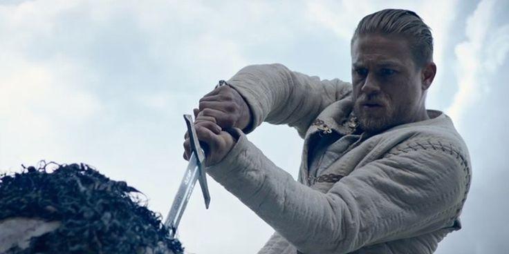 Rei Arthur: A Lenda da Espada ganha novo comercial eletrizante