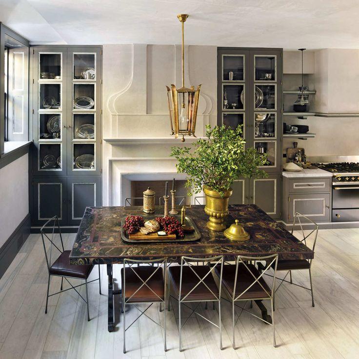 Designer Steven Gambrel S 8 Favorite Kitchen Designs: 1000+ Images About Kitchen Lacanche Range Cookers On