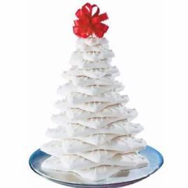 White Christmas Cookie Tree ... Shift+R improves the quality of this image. CTRL+F5 reloads the whole page.