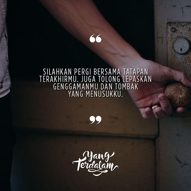 Walaupun bekas luka yang kau buat tak akan bisa tertutup rapat kembali.  Kiriman dari @farahdutaumarishadra  #Berbagirasa  #yangterdalam #quote #poetry #poet #poem #puisi #sajak