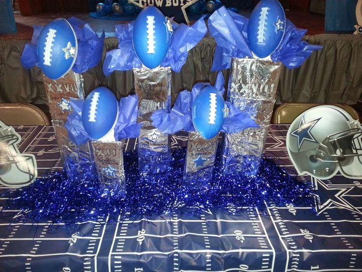 Dallas Cowboys/Football Birthday Party Ideas   Best ...