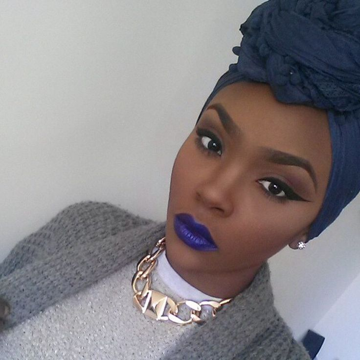 ***Try Hair Trigger Growth Elixir*** ========================= {Grow Lust Worthy Hair FASTER Naturally with Hair Trigger} ========================= Go To: www.HairTriggerr.com ========================= From That Gorgeous Headwrap to Her Flawless Makeup to That Bangin Lipstick!!!! I Can't Get Enough!!!!