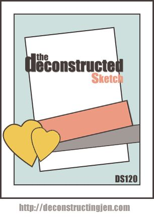 Deconstructed Sketch 120 - deconstructing jen | handmade cards, sketches and tutorials