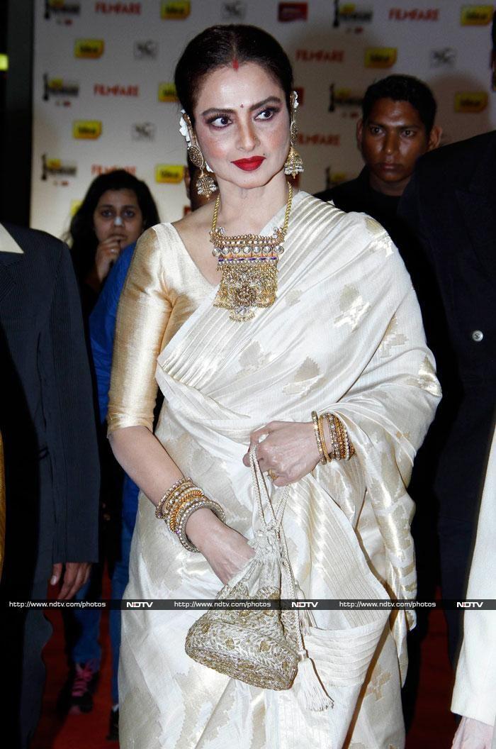 Galaxy of Stars at South Indian Filmfare Awards - NDTV