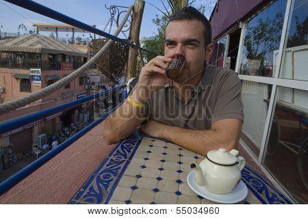 Marrakech Tea