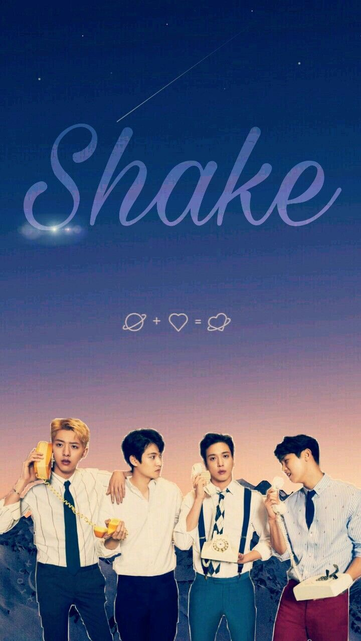Cnblue Shake Wallpaper Cnblue Cute Wallpapers Poster