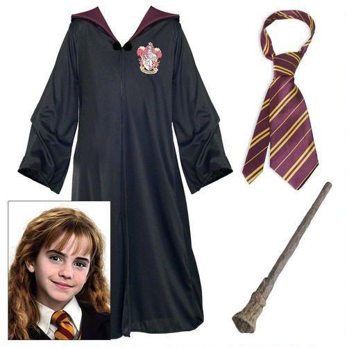 Hermione Granger Child Costume Kit from HarryPotterShop.com