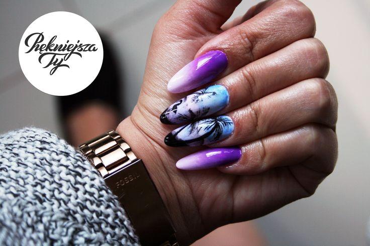 #paznokcie #żelowe #skierniewice #żele #przedłużanie #nails