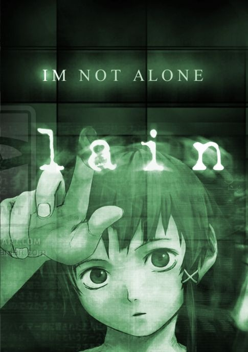 Serial Experiments Lain ( One of the freakiest animes I have ever seen ) XD