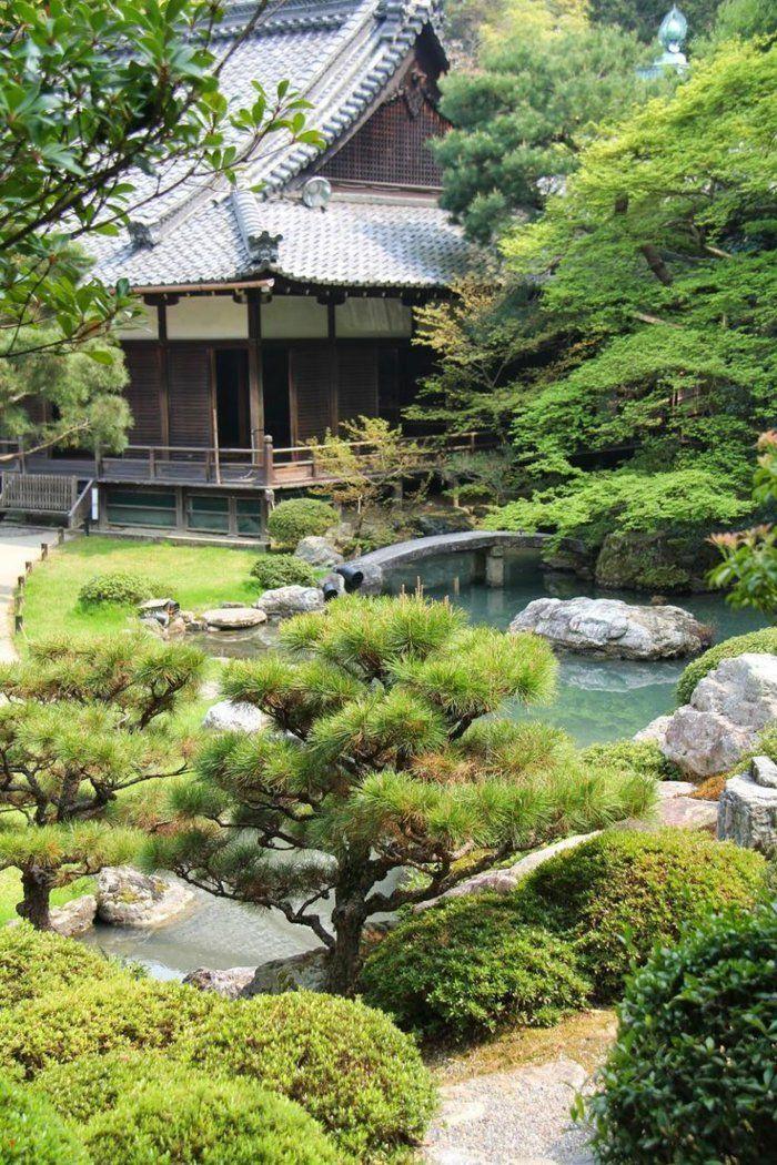 17 meilleures id es propos de pont de jardin sur for Pont jardin zen