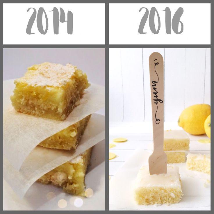 Die Lemonbars, die gabs hier im 2014 schonmal – jetzt sind sie wieder da und sogar noch ein bitzli besser als vorher! (Und vor allem hübscher fotografiert höhö) Hier der Vergleich: Also diese…