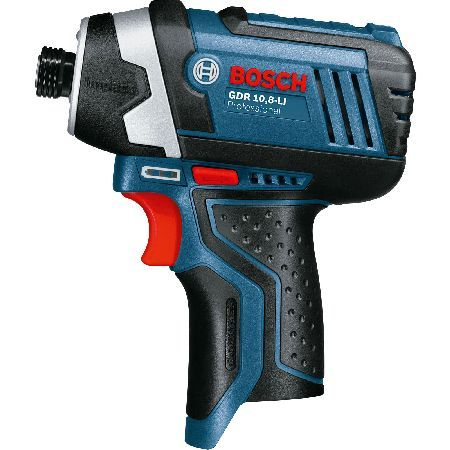 #Bosch Professional Bosch GDR 12 V-LI 12v Cordless Impact Driver No #A small but powerful tool for tough applications: with a torque of up to 105 Nm, the Bosch GDR 12-LI cordless impact driver is a compact workhorse when it comes to fitting and loosening screws. Specifications: andbull; No-load speed: 0 - 2.600 ... (Barcode EAN=3165140547956)