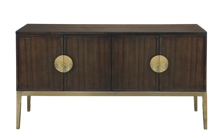Sideboard | Bernhardt | W: 63-7/8 D: 20 H: 34 | Pricing Avail upon request