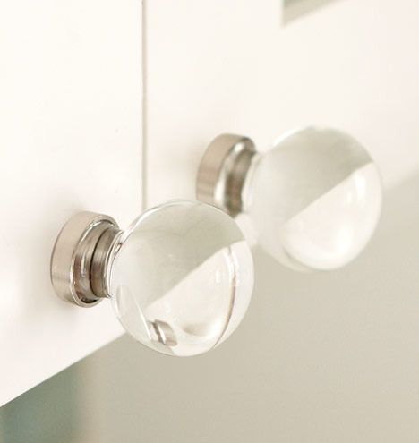 Bristol Cabinet Knobs | Rejuvenation #GetGuestReady