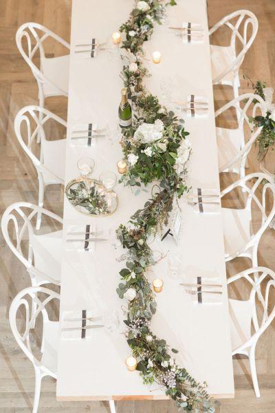 Elige una guirnalda de flores para decorar tu boda y ¡triunfa! Image: 12