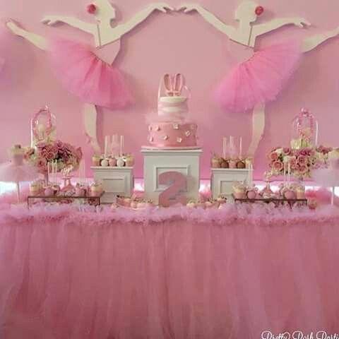 Festa bailarina ♥