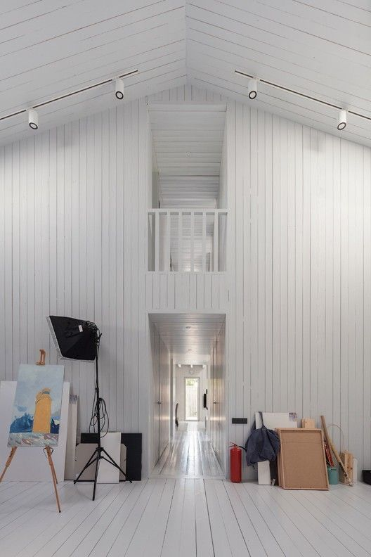 La Casa del Arquitecto Alexey Ilyin / Alexey Ilyin