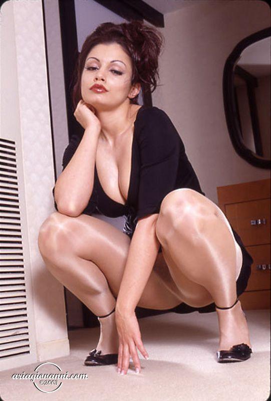Nylons pantyhose aria giovanni stockings